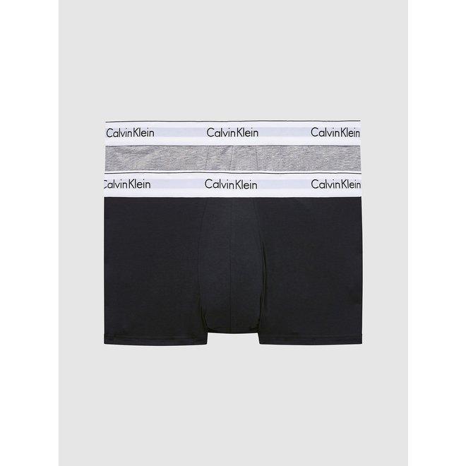 2 pack trunks -Black/Grey