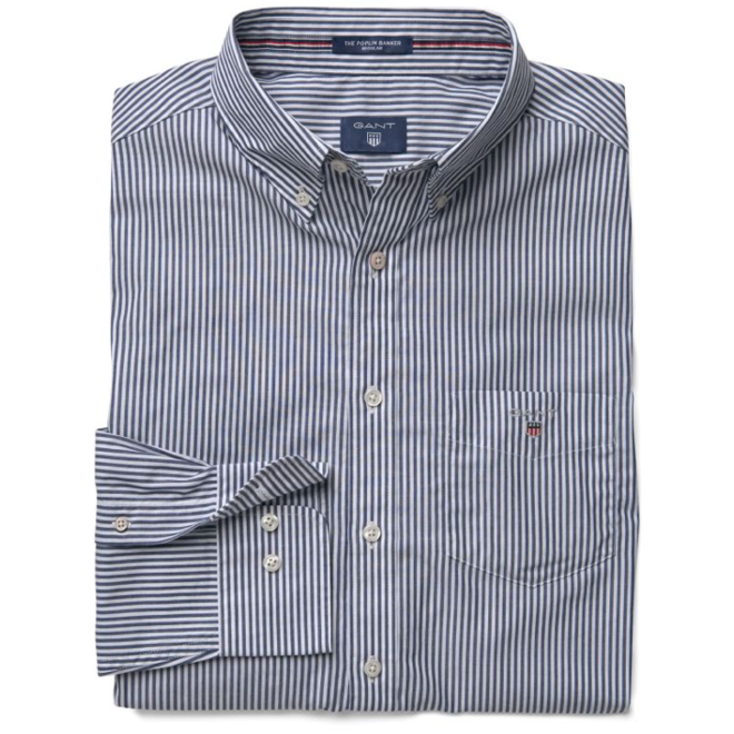 Banker Striped Shirt