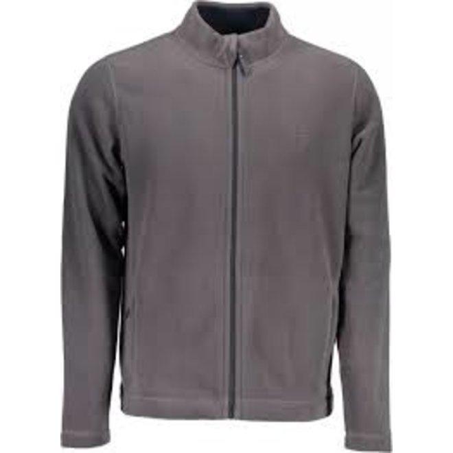 Zip-Through Fleece Sweatshirt
