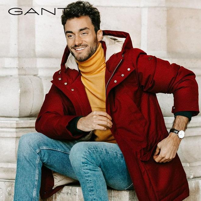 Gant The Down parka Jacket men