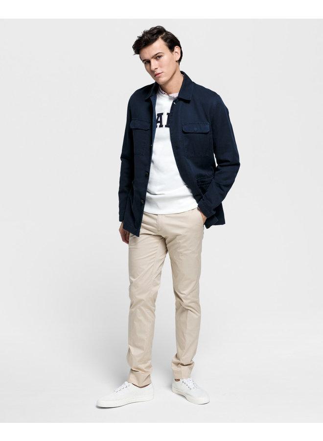 Summer 4-pocket Jacket