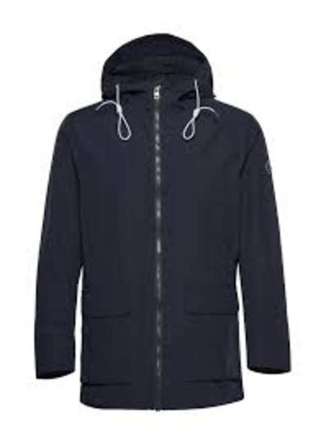 The Hooded Wave Jacket