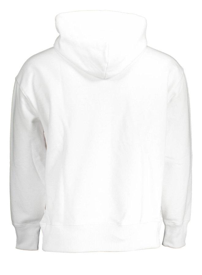 Badge Organic Cotton Fleece Hoody