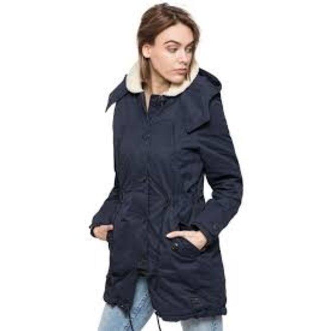 Women Parka Trench-Coat