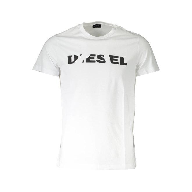T-Diego brok t-shirt - White