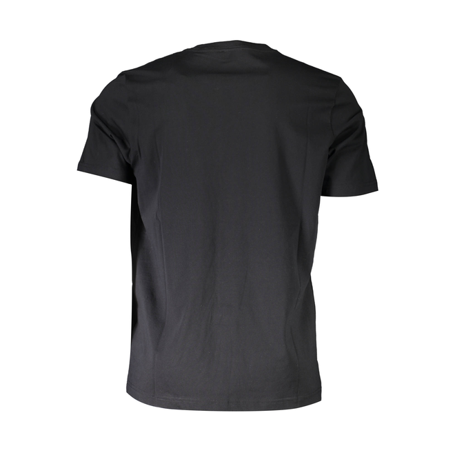 T-Just Y4 Jersey T-shirt with d logo - Black