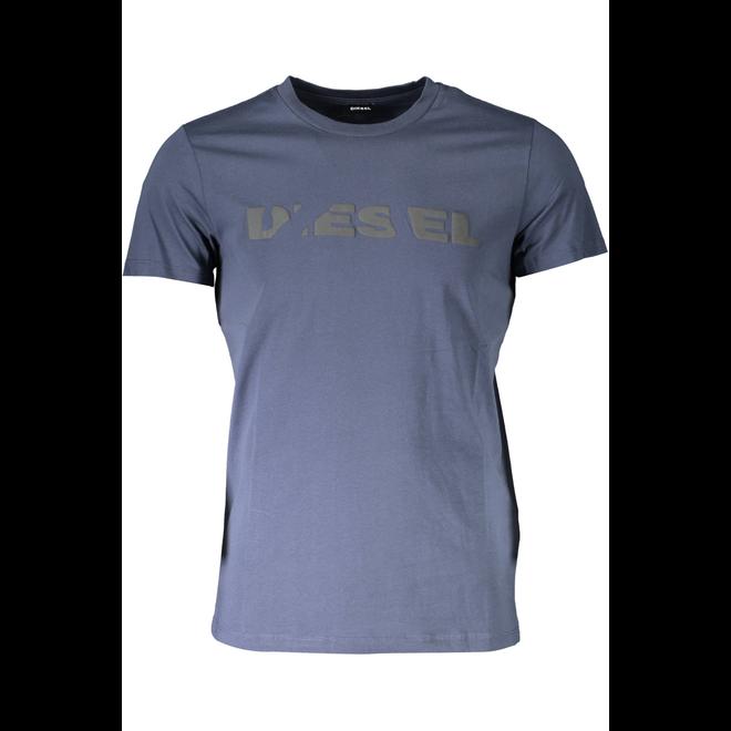 T-Diego brok t-shirt - Blue