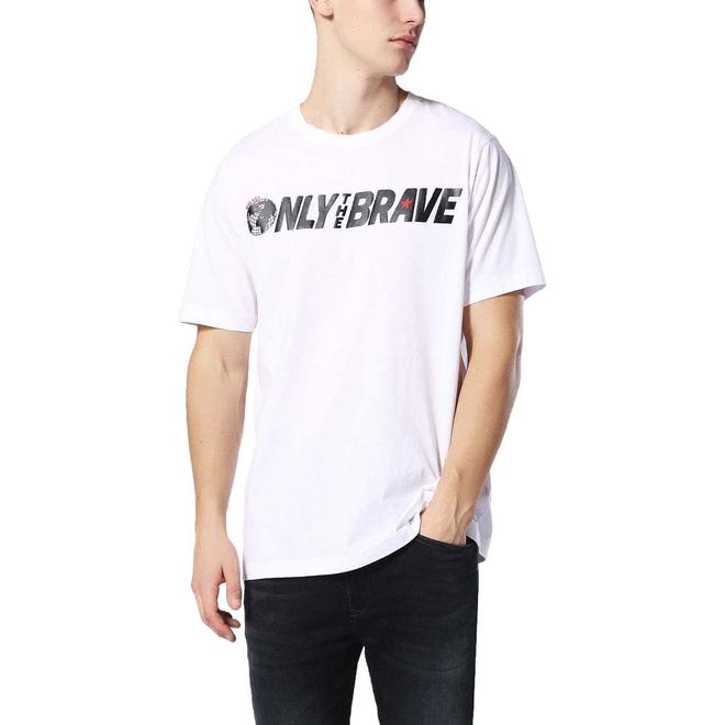 T-Just-SV  T-Shirt - White