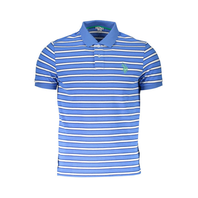 Stripe Relaxed Fit Polo