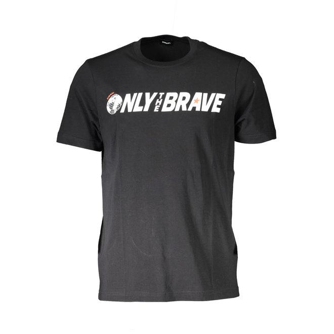 T-Just-SV  T-Shirt - Black