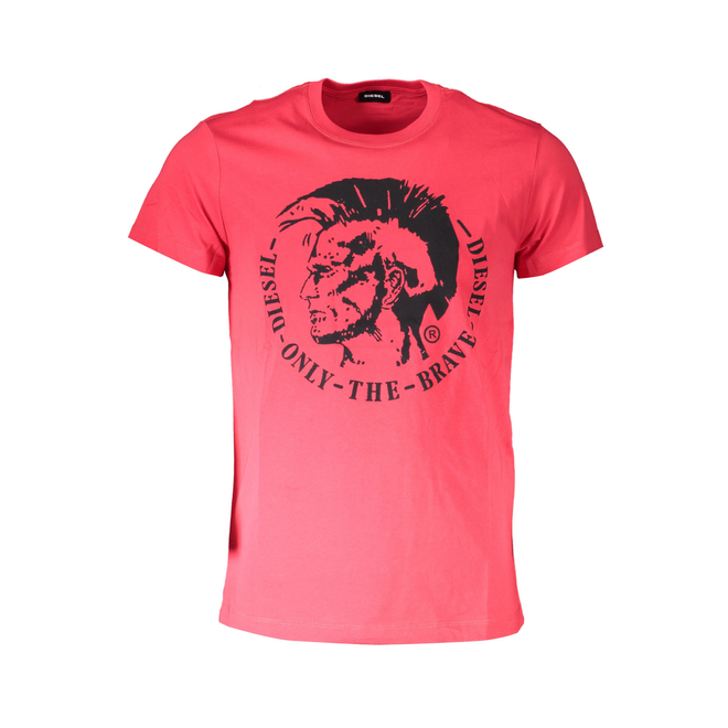 T-Diego-Fo T-shirt - Red