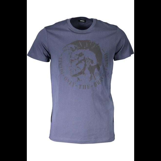T-Diego-Fo T-shirt - Blue