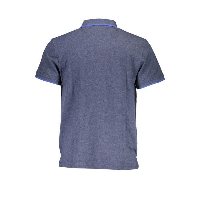 Performance Polo, Slim Fit - Blue