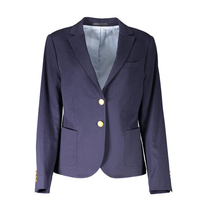 Classic Jersey Club Blazer - Blue