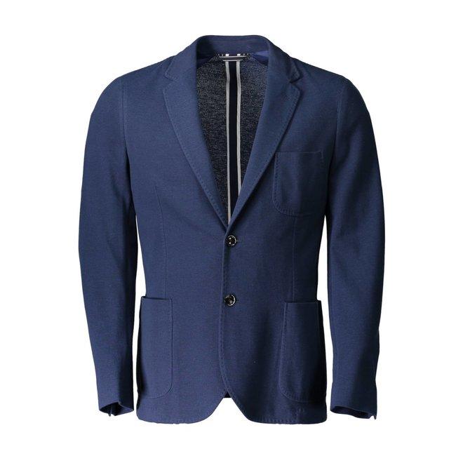 Navy Blue Classic Blazer