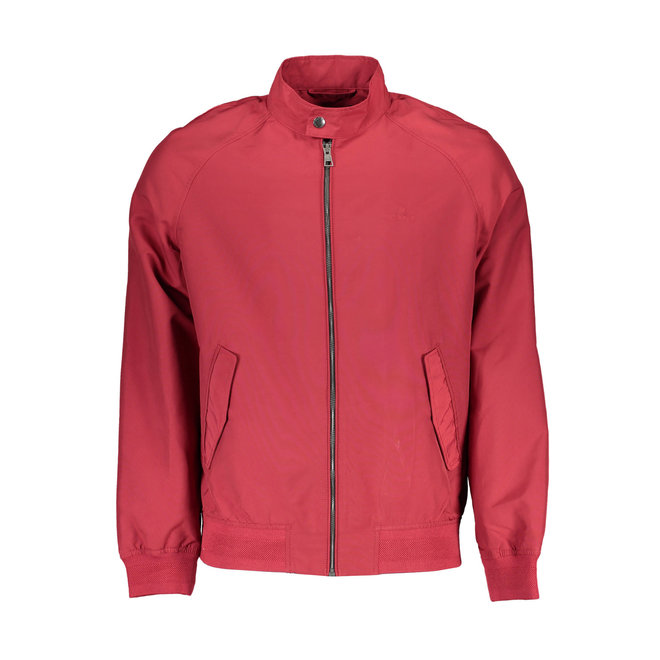 The Urban Oxford Jacket  - Red