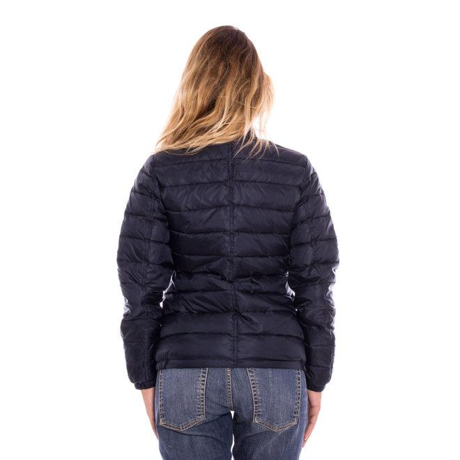 Padded Down jacket Women -  Navy