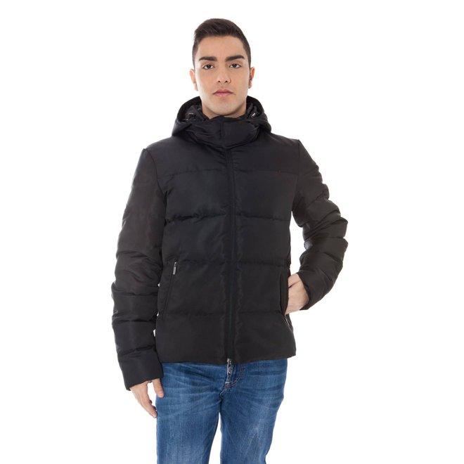 Classic Padded jacket -Black