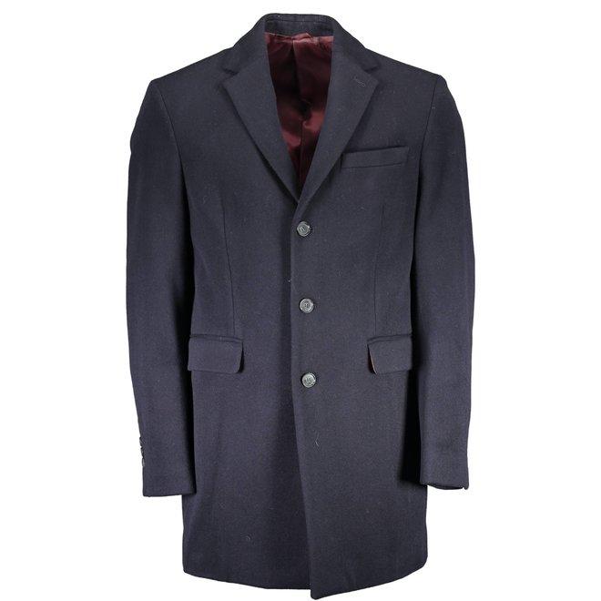 Classic Wool Coat Men