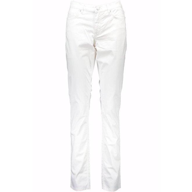 White trousers Gant women