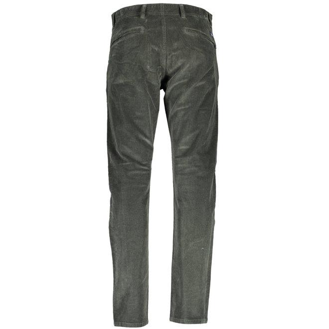 Alpha, Slim Fit - Corduroy - Grey