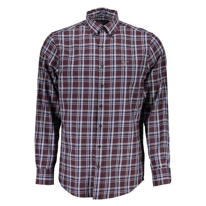 Nordic Multi Plaid Shirt Casual