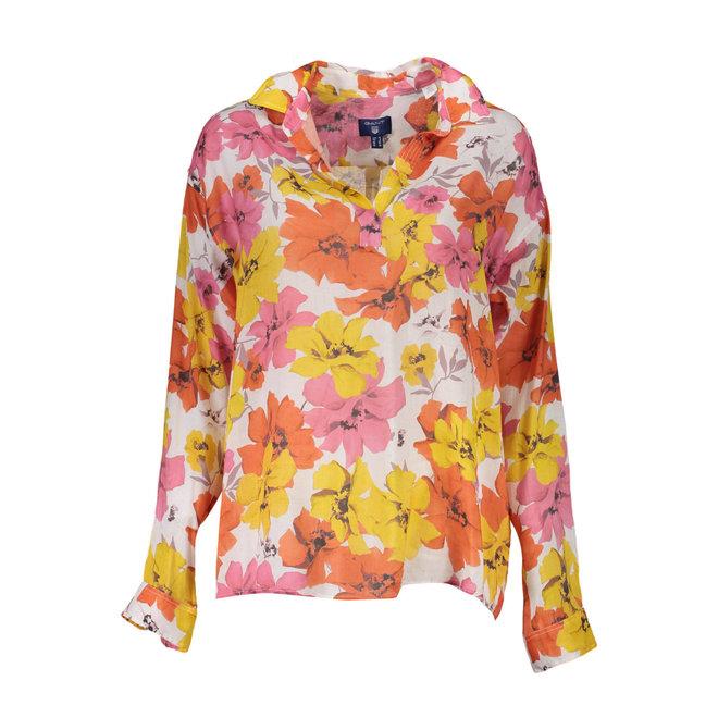 Flower shirt Women
