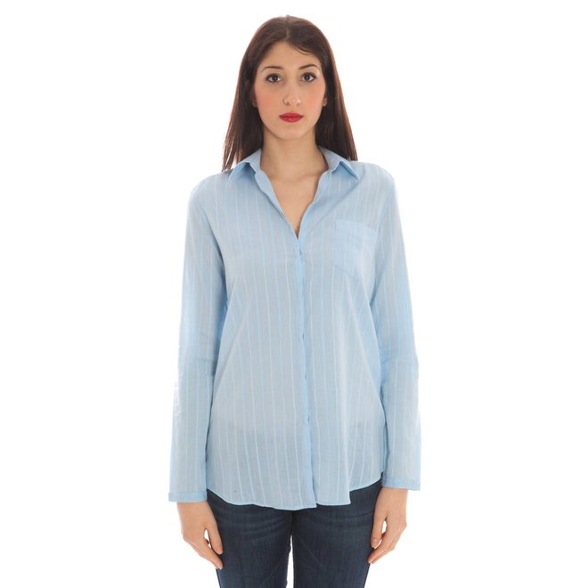 Cotton  Shirt with long Sleeves