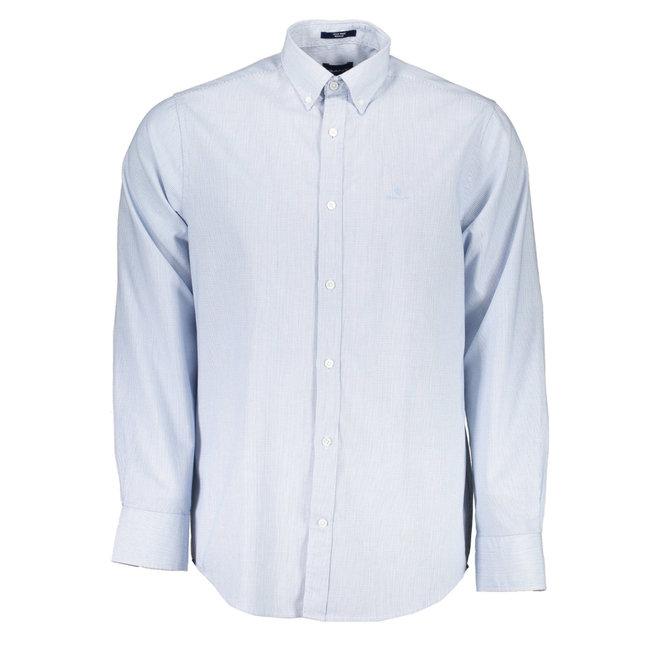 Slim Fit Tech Prep™ Royal Oxford Shirt - Blue