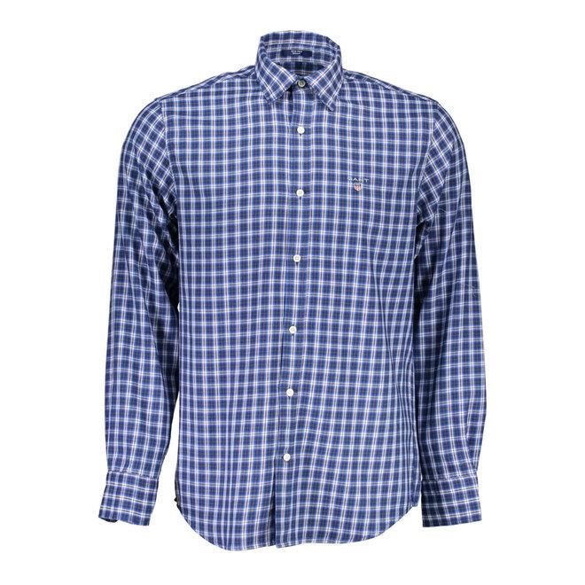 Tech Prep™ Indigo shirt