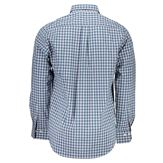 Tech Prep™ Regular fit Broadcloth Shirt - Green
