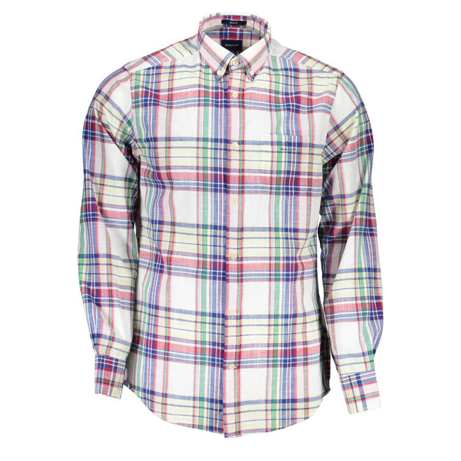 Regular Fit Classic Madras Shirt