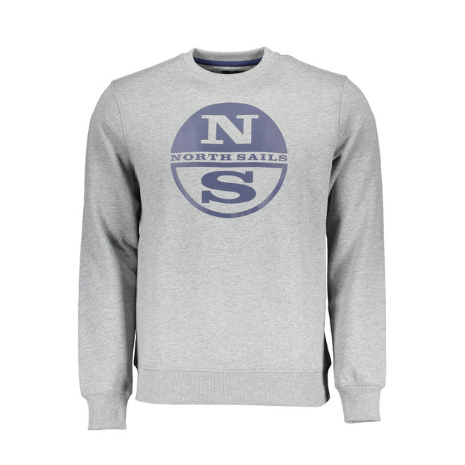 Relaxed-fit sweatshirt - Grey