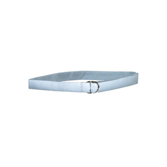 Light Blue Cotton Belt