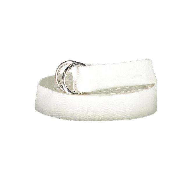 White Cotton Belt