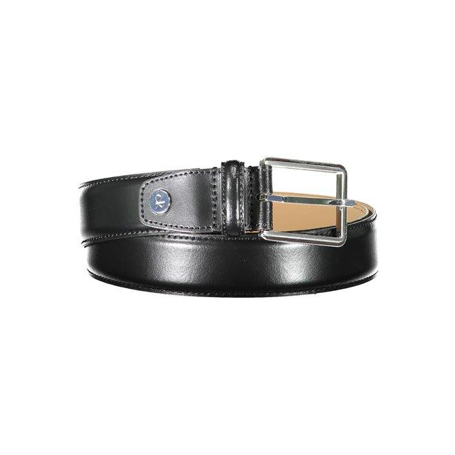 Leather Belt -Black