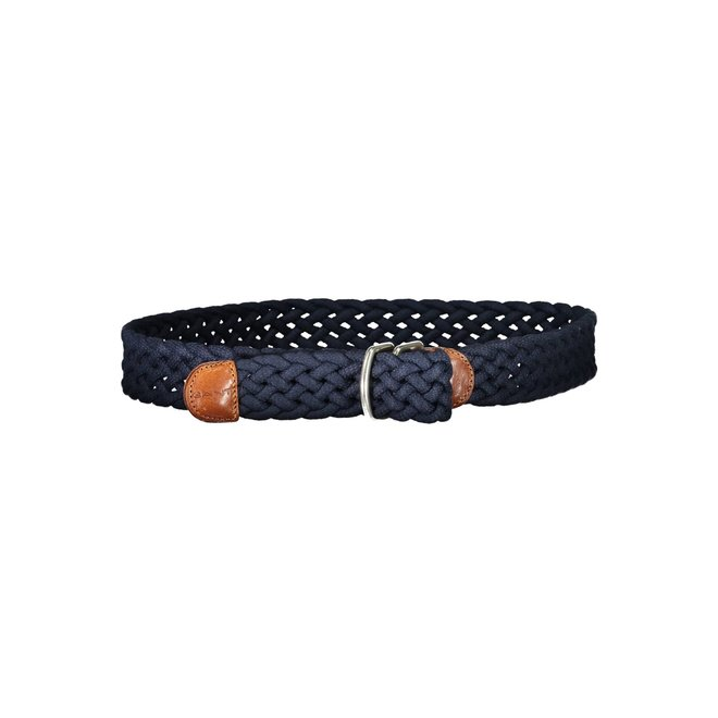 Men's Cotton Braid Belt