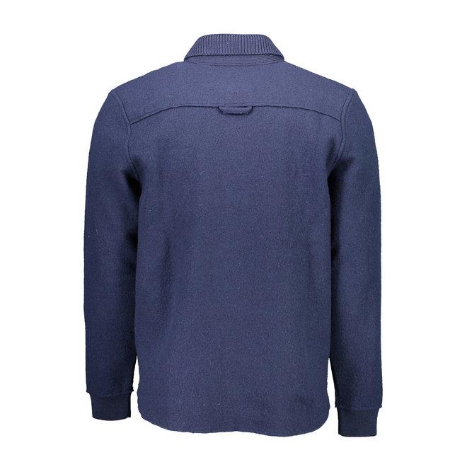 Knitted Workshirt men