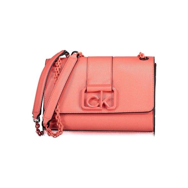 Convertible Shoulder Bag -Rose