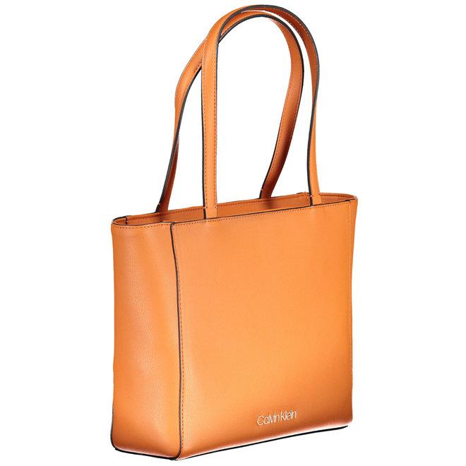 Small tote bag -  Orange