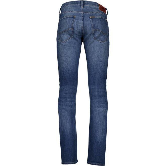 Luke slim tapered jeans L719ACDK - faded urban blue