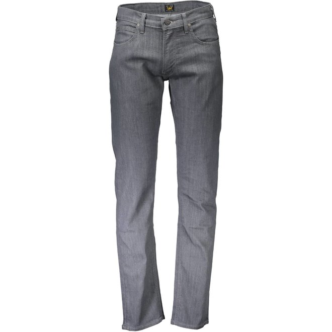 Daren Zip fly jeans  L707YB36 - Grey