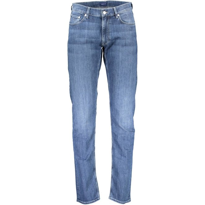 Tapered Jeans Blue