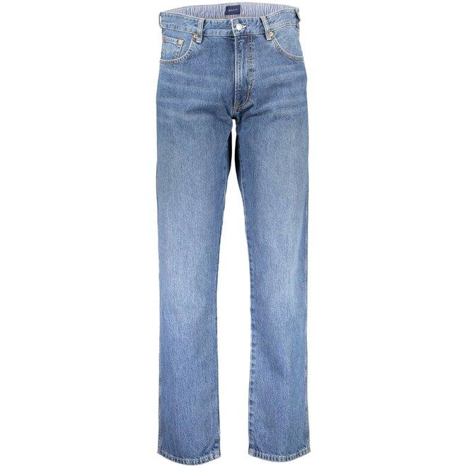 Straight Fit Coastal Jeans