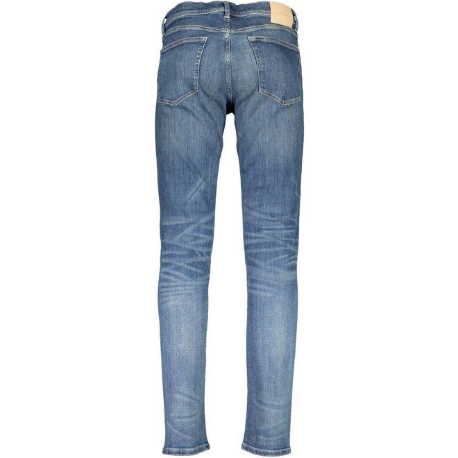 Extra Slim Fit Active-Recover Jeans - Mid light blue