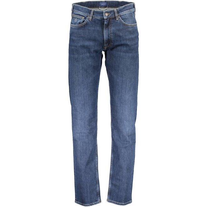 Regular Fit Jeans - Blue