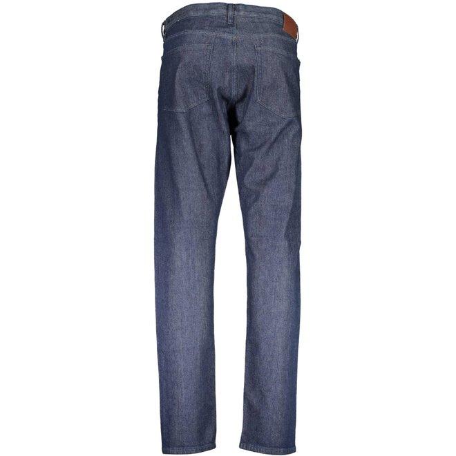 Tapered Selvedge Jeans Men