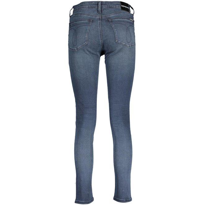 High rise skinny jeans Women