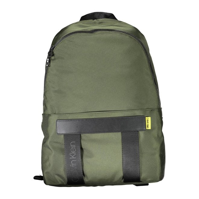 Recycled Nylon Backpack - Green