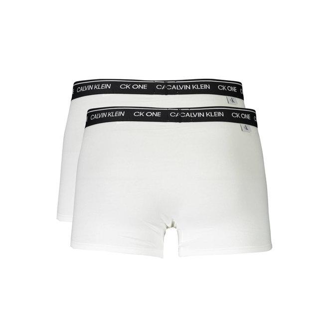 2 Pack Trunks - White